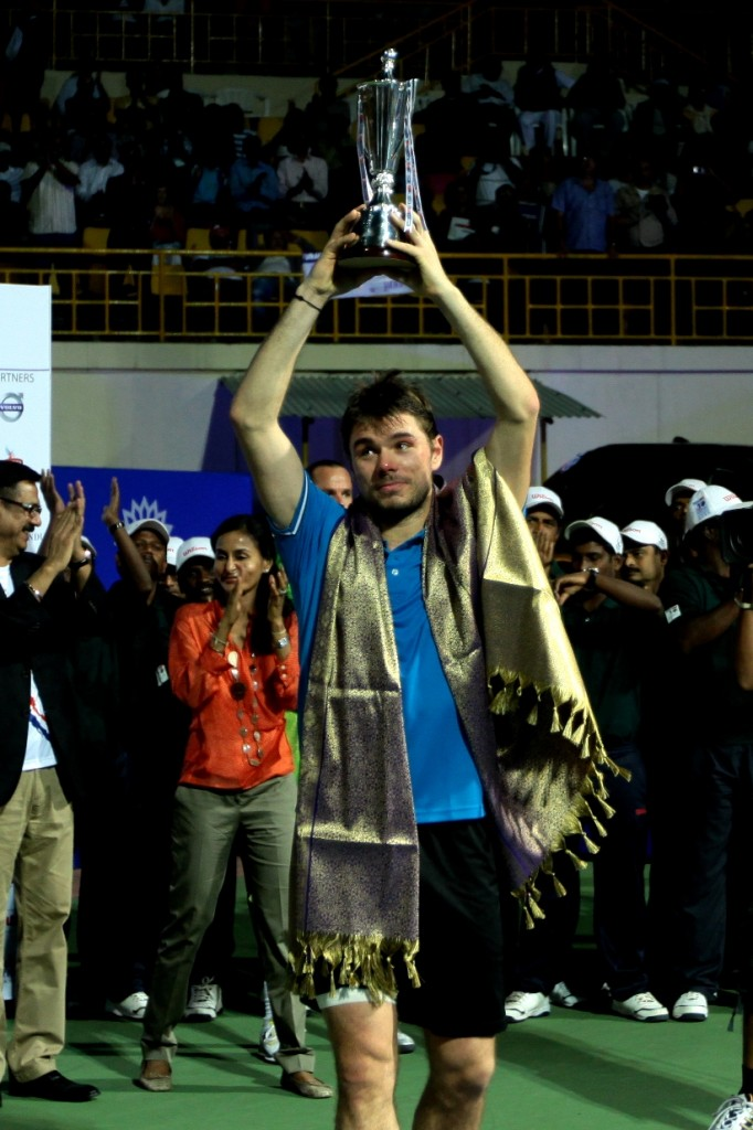 Open 2012 Tickets The 2012 Chennai Open is an