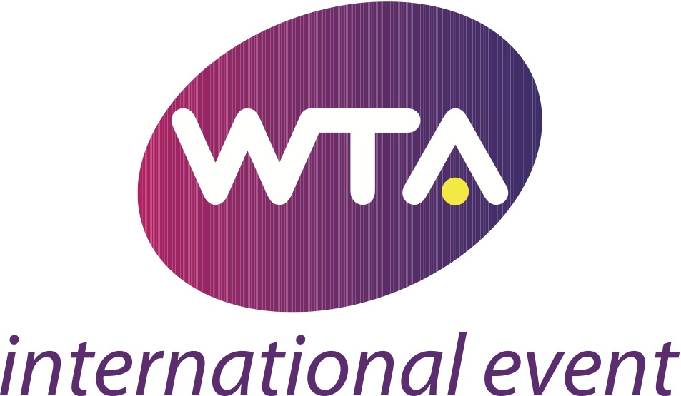 The Official WTA International Category Tournament Logo