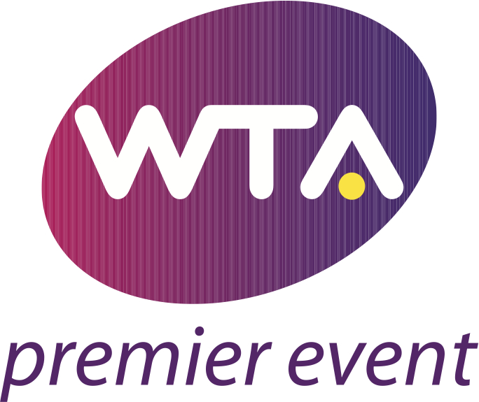 The Official WTA Premier Category Tournament Logo