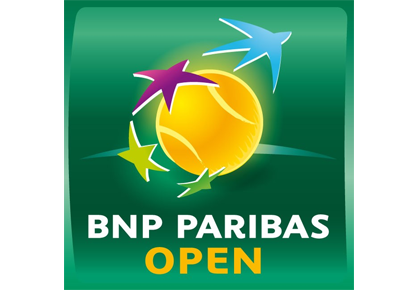 Indian Wells BNP Paribas Open 2013 logo