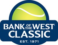 Bank of the West Classic logo