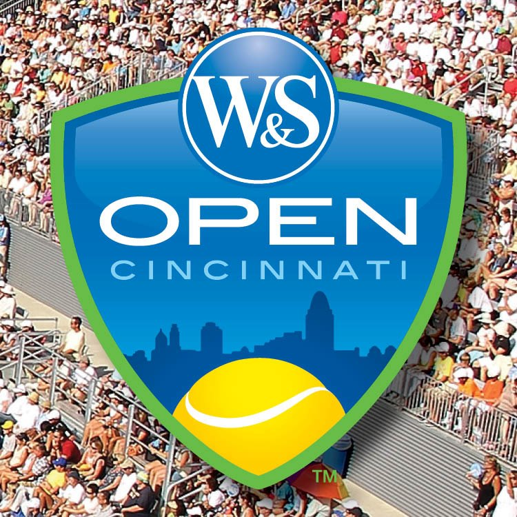 Cincinnati Open tennis logo
