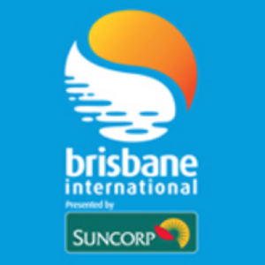 Brisbane International logo