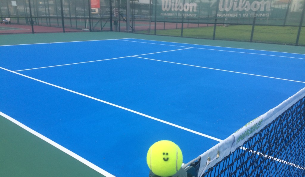 Tennis Lessons in Singapore at Farrer Park tennis centre, text +65 9830 2678