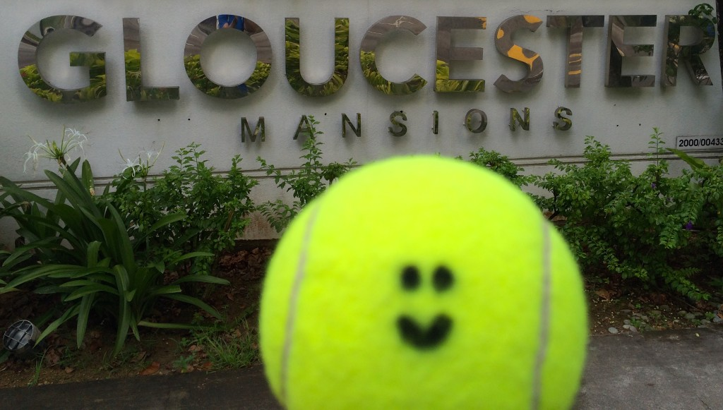 Tennis lessons in Singapore for Gloucester Mansions email info@oncourtadvantage.com